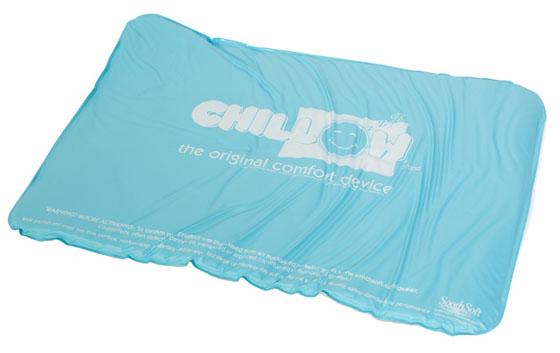 Chillow وهى مخدات بها جل تبريد أو أماكن لوضع مياه باردة على جانبيها