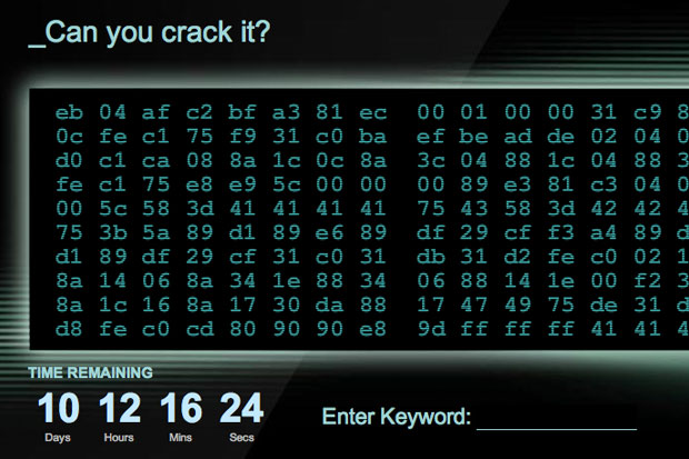 can you crack it
